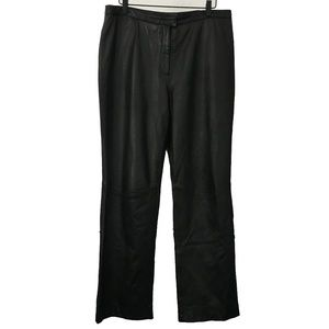 Express World Brand Genuine Leather Casual Pant
